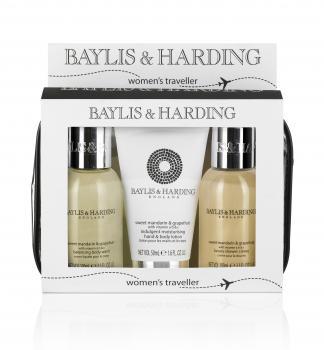Baylis&Harding Cadeauset Woman's Traveller