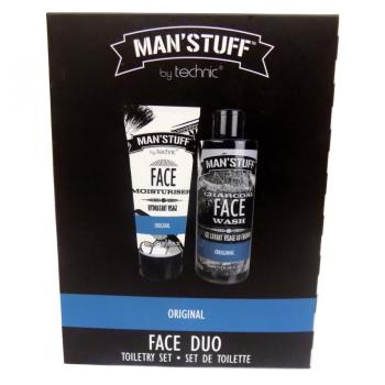 Man'Stuff Cadeauset Face Duo