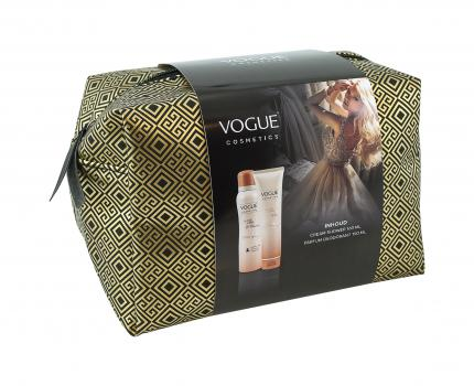 Vogue Cadeauset Women Glow & Shine Toilettas