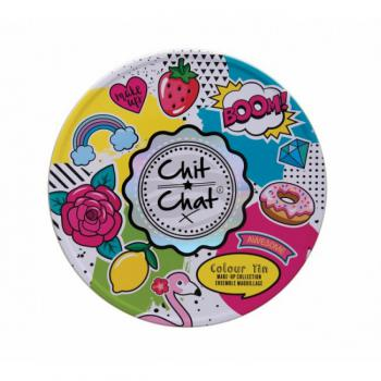 Chit Chat Cadeauset Colour Tin