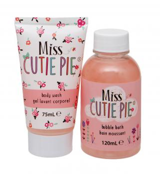 Miss Cutie Pie Cadeauset Bath Set