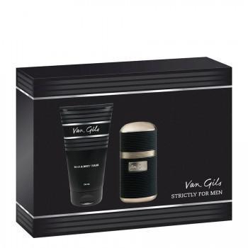 Van Gils Cadeauset Strictly For Men Eau de Toilette & Douche
