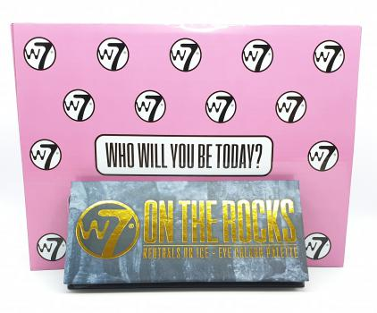 W7 Mysteriebox On the Rocks