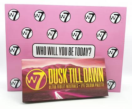 W7 Mysteriebox Dusk till Dawn
