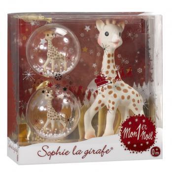 Sophie de Giraf Kerstset