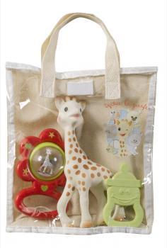 Sophie de Giraf Cadeau Tas New Born