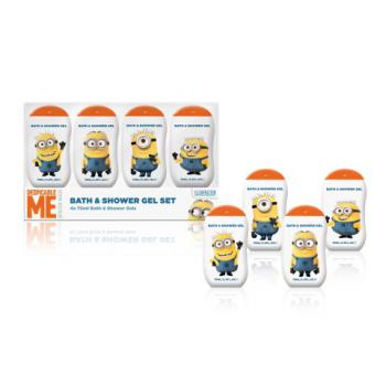 Minions Cadeauset Bath & Showergel Set