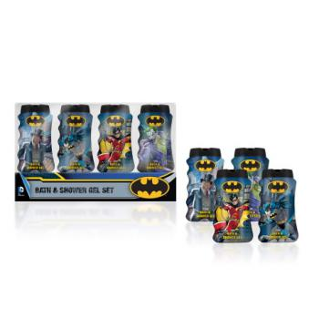 Batman Cadeauset Bath & Showergel Set