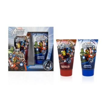 Marvel Avengers Bath Time Duo Set