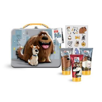 Secret Life Of Pets Cadeauset Koffer