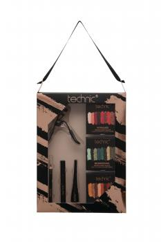 Technic Cadeauset Eye Make-up Collection