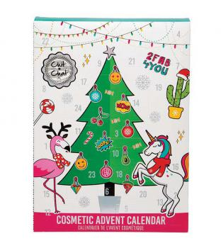 Chit Chat Cadeauset Advent Calender Kerstboom