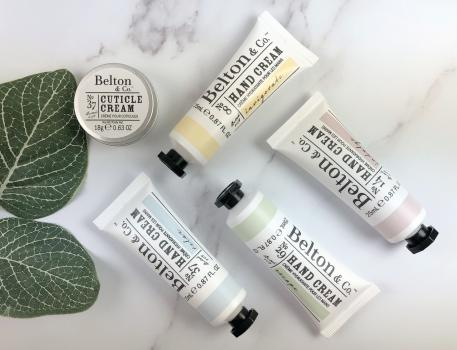 Belton&Co Cadeauset Hand Cream Gifting Collection