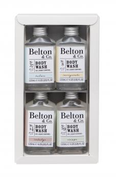 Belton&Co Cadeauset Body Wash Gifting Collection