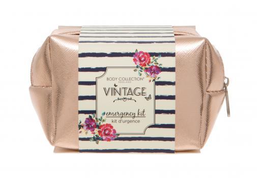 Body Vintage Cadeauset Emergency Kit