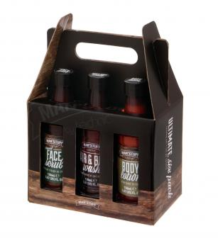 Man'Stuff Cadeauset Ultimate 6- pack