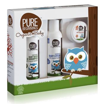 Pure Beginnings Baby Cadeauset
