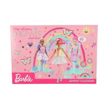 Barbie Kerstmis Adventkalender
