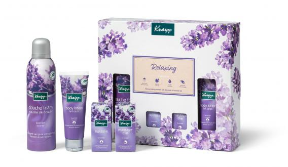 Kneipp Cadeauset Relaxing Lavendel Groot
