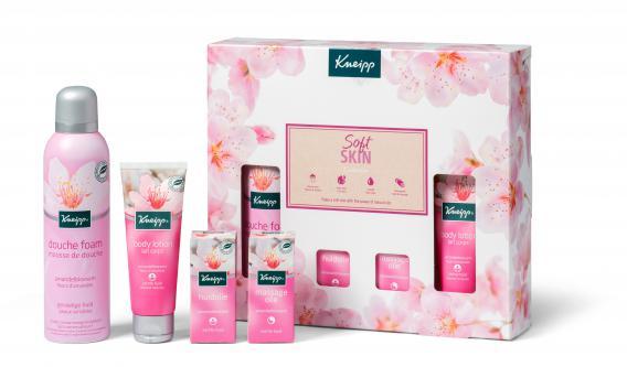 Kneipp Cadeauset Soft Skin Amandel Groot