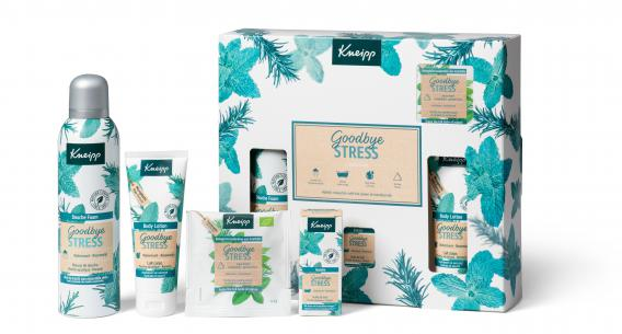 Kneipp Cadeauset Goodbye stress Groot