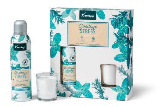 Kneipp Cadeauset Goodbye Stress Klein