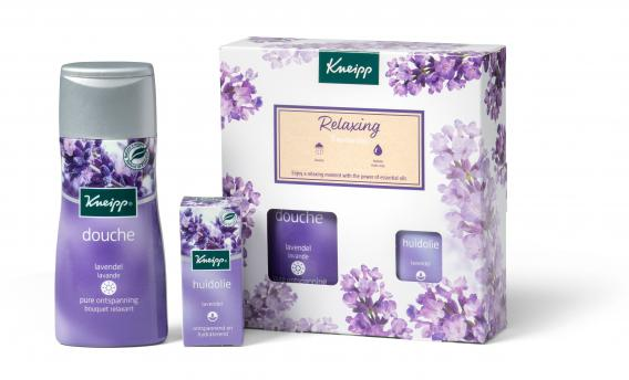 Kneipp Cadeauset Relaxing Lavendel Klein