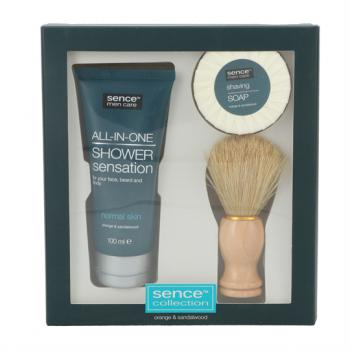 Sence Beauty Cadeauset Men Scheerset