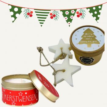 Beste Kerstwensen | Cadeauset