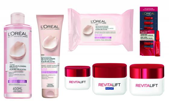 L'Oreal Luxe Skin | Cadeauset