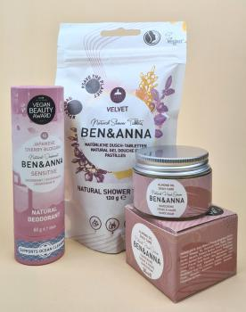 Ben & Anna natural care | Cadeauset