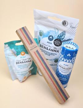 Ben & Anna daily care | Cadeauset