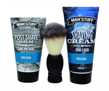 Man'Stuff Cadeauset Closer Shave