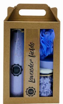 Soap&Gifts Cadeauset XL Lavender Fields