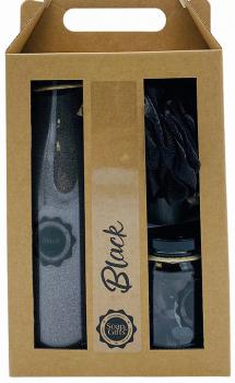 Soap&Gifts Cadeauset XL Black