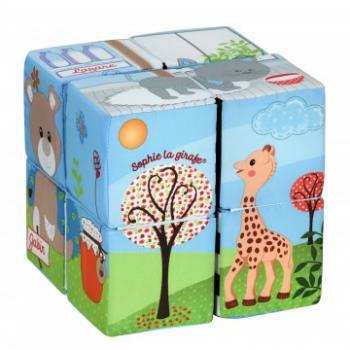 Sophie de Giraf Magische Puzzelblokken