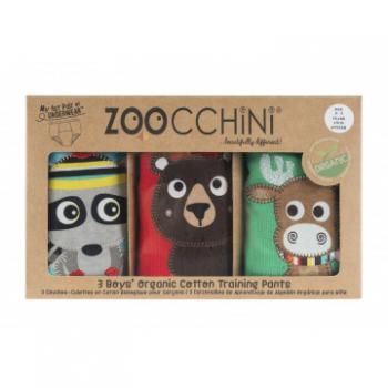 Zoocchini Oefenbroekjes 2-3 jaar Boy Forest