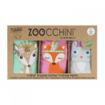 Zoocchini Oefenbroekjes 3-4 jaar Girl Woodland Princesses