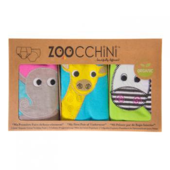 Zoocchini Oefenbroekjes 2-3 jaar Girl Safari