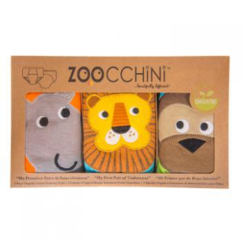 Zoocchini Oefenbroekjes 3-4 jaar Boy Safari