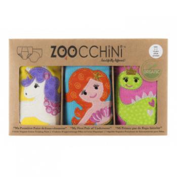 Zoocchini Oefenbroekjes 2-3 jaar Girl Fairy Tales