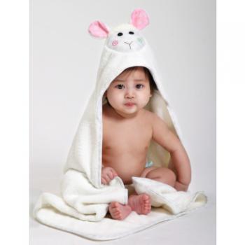 Zoocchini Baby Badcape | Lam Lola the Lamb