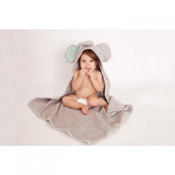 Zoocchini Baby Badcape | Olifant Eli the Eliphant