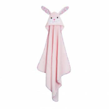 Zoocchini Baby Badcape | Konijn Beatrice the Bunny
