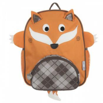 Zoocchini Rugtas Finley the Fox | Vos Oranje