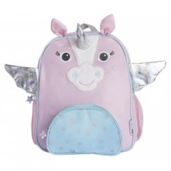 Zoocchini Rugtas Allie the Unicorn | Roze