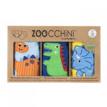 Zoocchini Oefenbroekjes 3-4 Jaar Boy Dino