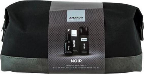 Amando Cadeauset Noir Deospray & Eau de Toilette 50ml