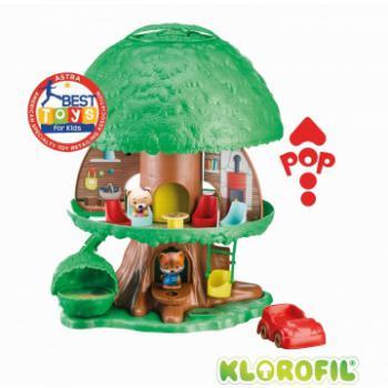 Klorofil Speelset De Magische Speelboom