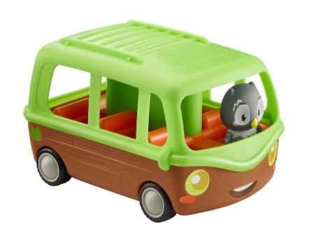 Klorofil Speelset De Avonturen Bus